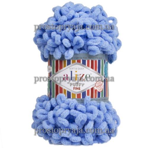 Alize Puffy Fine интернет магазин пряжи для вязания просто пряжа