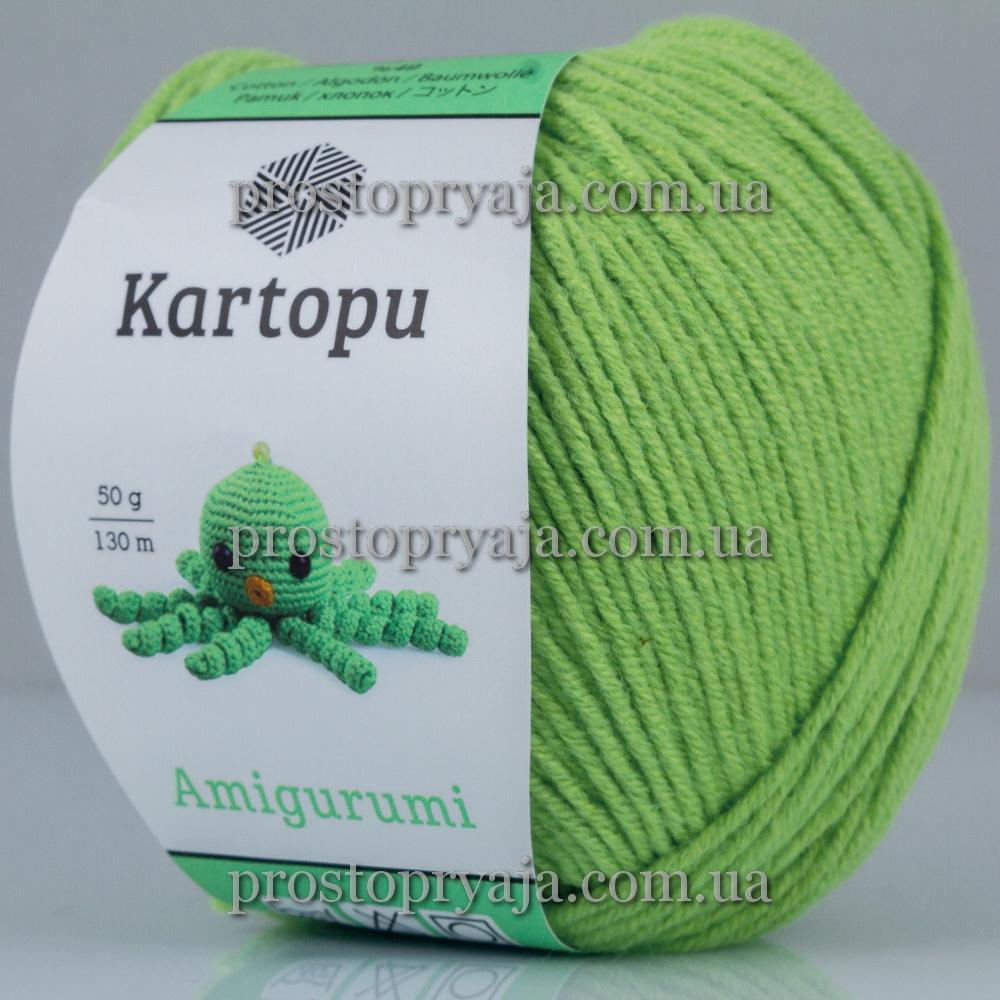 Купить пряжу Kartopu Amigurumi (Картопу Амигуруми) по цене 73 руб ... | 1000x1000